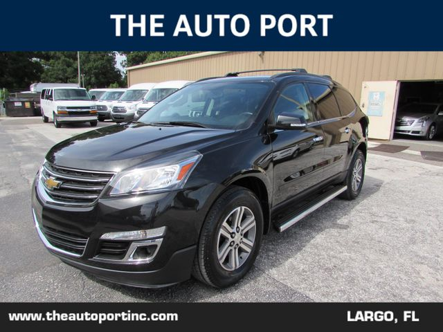 2015 Chevrolet Traverse LT in Clearwater Florida, 33773