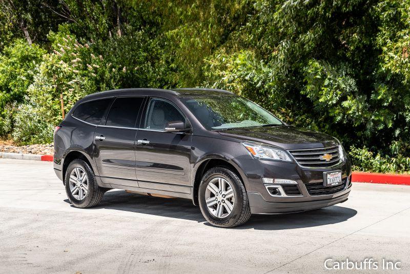 2015 Chevrolet Traverse LT 2LT | Concord, CA | Carbuffs in Concord, CA