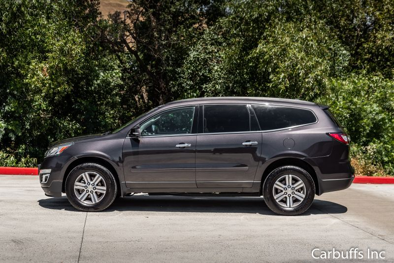 2015 Chevrolet Traverse LT 2LT | Concord, CA | Carbuffs in Concord, CA