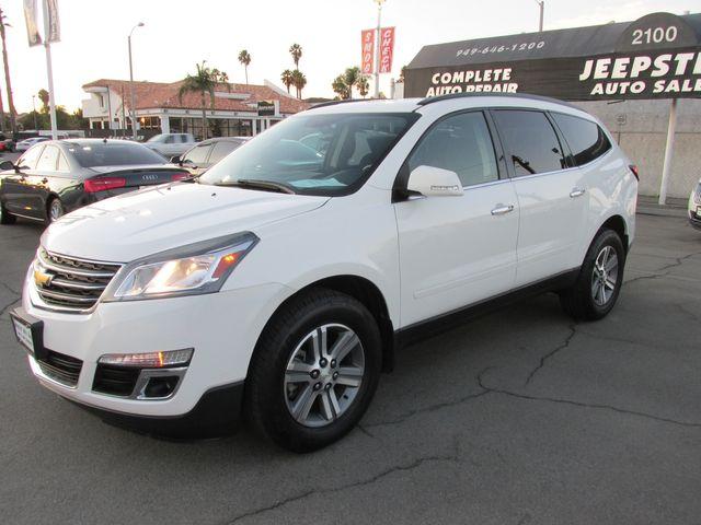 2015 Chevrolet Traverse LT in Costa Mesa, California 92627