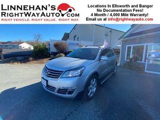 2015 Chevrolet Traverse LTZ in Bangor, ME 04401