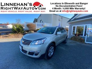 2015 Chevrolet Traverse LT in Bangor, ME 04401