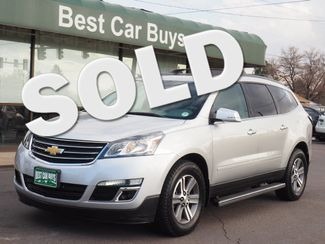 2015 Chevrolet Traverse LT Englewood, CO