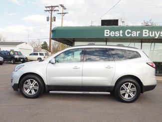 2015 Chevrolet Traverse LT Englewood, CO 8