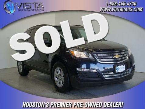 2015 Chevrolet Traverse LS in Houston, Texas