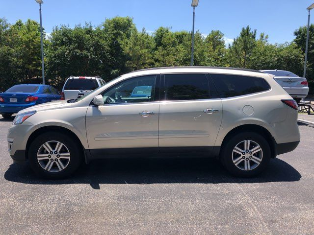 2015 Chevrolet Traverse LT Houston, TX 1