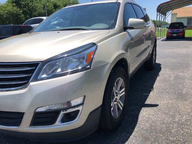 2015 Chevrolet Traverse LT Houston, TX 3