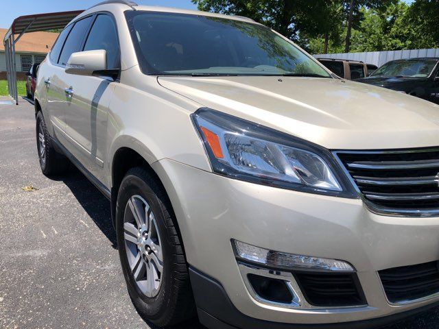 2015 Chevrolet Traverse LT Houston, TX 4