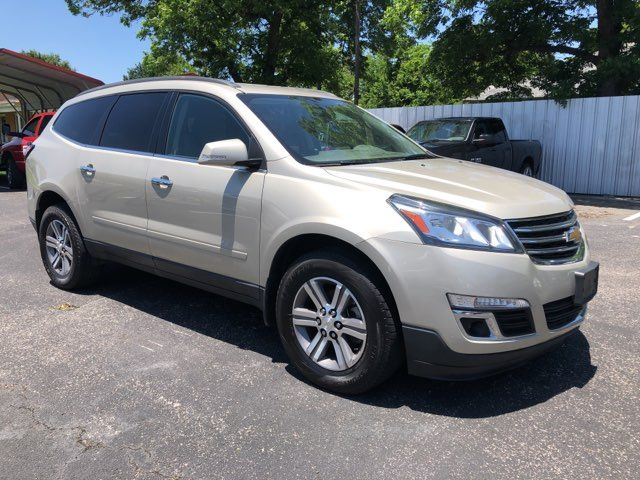 2015 Chevrolet Traverse LT Houston, TX 5