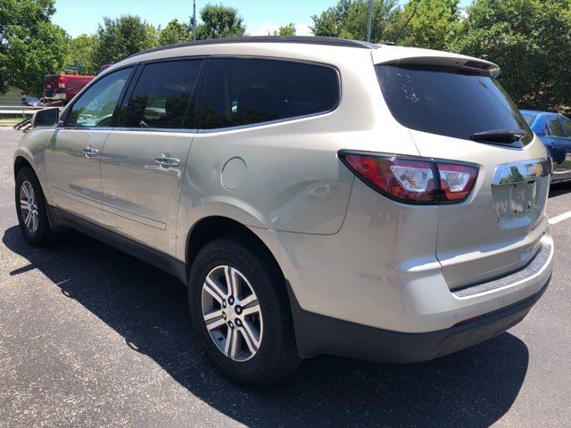 2015 Chevrolet Traverse LT Houston, TX 9
