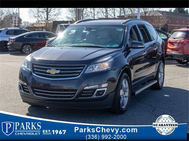 2015 Chevrolet Traverse LTZ in Kernersville, NC 27284