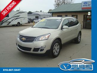 2015 Chevrolet Traverse LT AWD in Lapeer, MI 48446
