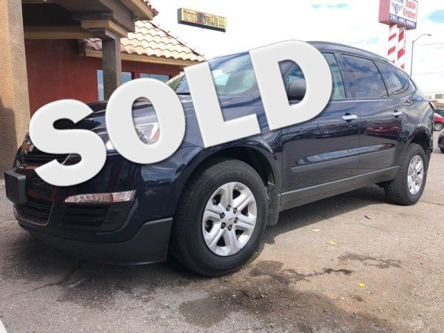 2015 Chevrolet Traverse LS CAR PROS AUTO CENTER (702) 405-9905 Las Vegas, Nevada