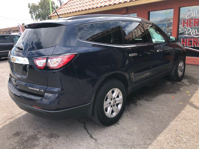 2015 Chevrolet Traverse LS CAR PROS AUTO CENTER (702) 405-9905 Las Vegas, Nevada 3