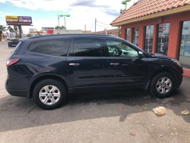 2015 Chevrolet Traverse LS CAR PROS AUTO CENTER (702) 405-9905 Las Vegas, Nevada 4