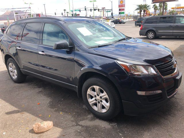 2015 Chevrolet Traverse LS CAR PROS AUTO CENTER (702) 405-9905 Las Vegas, Nevada 5