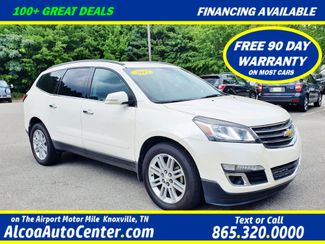 "2015 Chevrolet Traverse LT w/1LT AWD Tech Pkg Remote Start/20"" Wheels in Louisville, TN 37777"