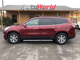 2015 Chevrolet Traverse LT W/2LT in Marble Falls TX, 78654