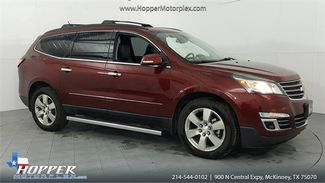 2015 Chevrolet Traverse LTZ in McKinney Texas, 75070