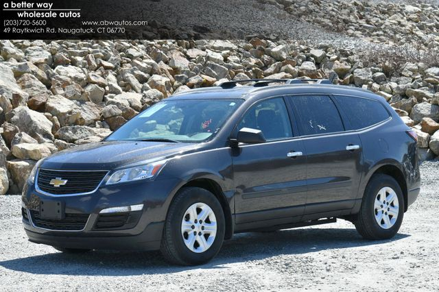2015 Chevrolet Traverse LS AWD Naugatuck, Connecticut