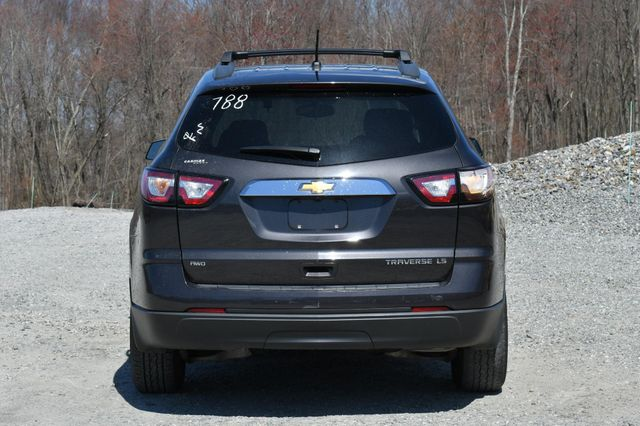 2015 Chevrolet Traverse LS AWD Naugatuck, Connecticut 5