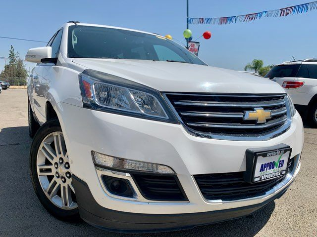 2015 Chevrolet Traverse LT in Sanger, CA 93567