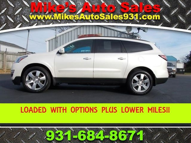 2015 Chevrolet Traverse LTZ Shelbyville, TN 1