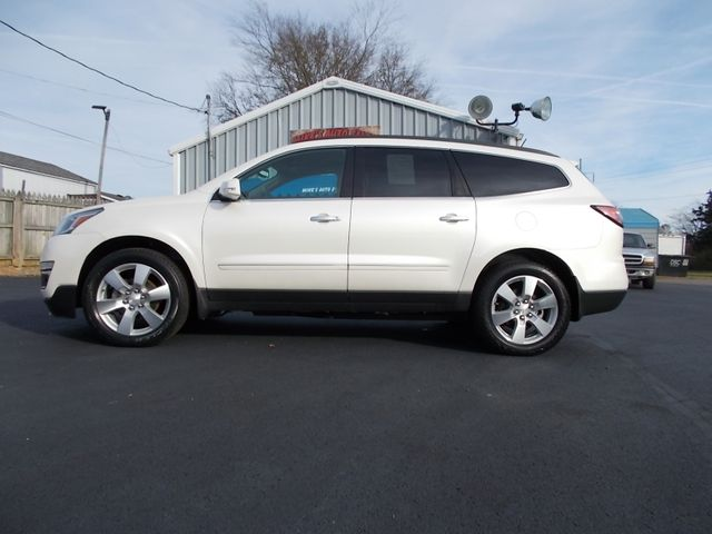 2015 Chevrolet Traverse LTZ Shelbyville, TN 2