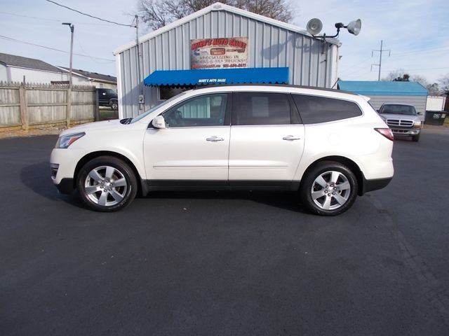 2015 Chevrolet Traverse LTZ Shelbyville, TN 3
