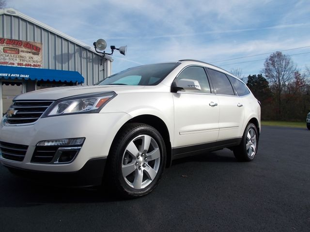 2015 Chevrolet Traverse LTZ Shelbyville, TN 6
