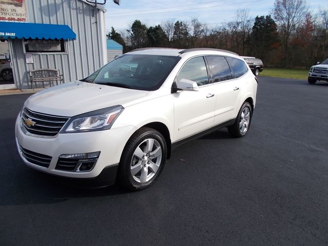 2015 Chevrolet Traverse LTZ Shelbyville, TN 7
