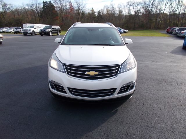 2015 Chevrolet Traverse LTZ Shelbyville, TN 8