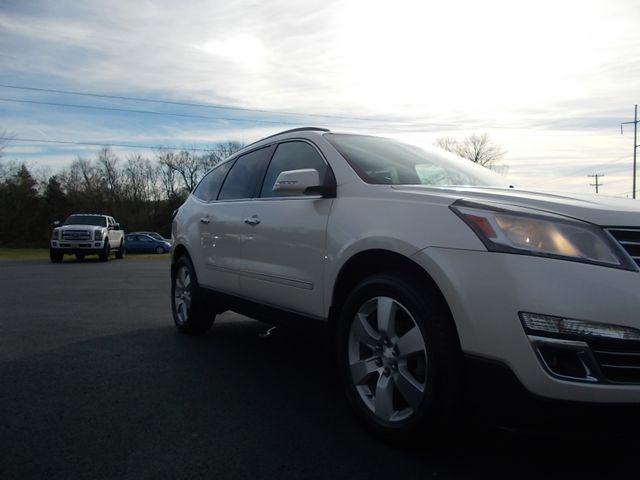 2015 Chevrolet Traverse LTZ Shelbyville, TN 9
