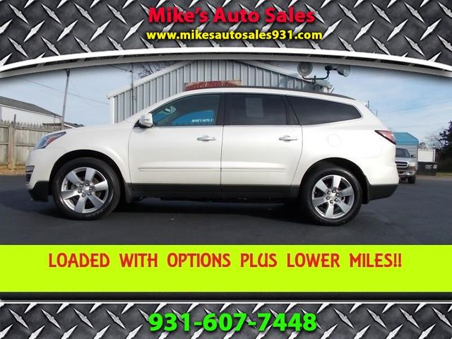 2015 Chevrolet Traverse LTZ Shelbyville, TN