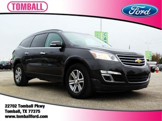 2015 Chevrolet Traverse LT in Tomball, TX 77375
