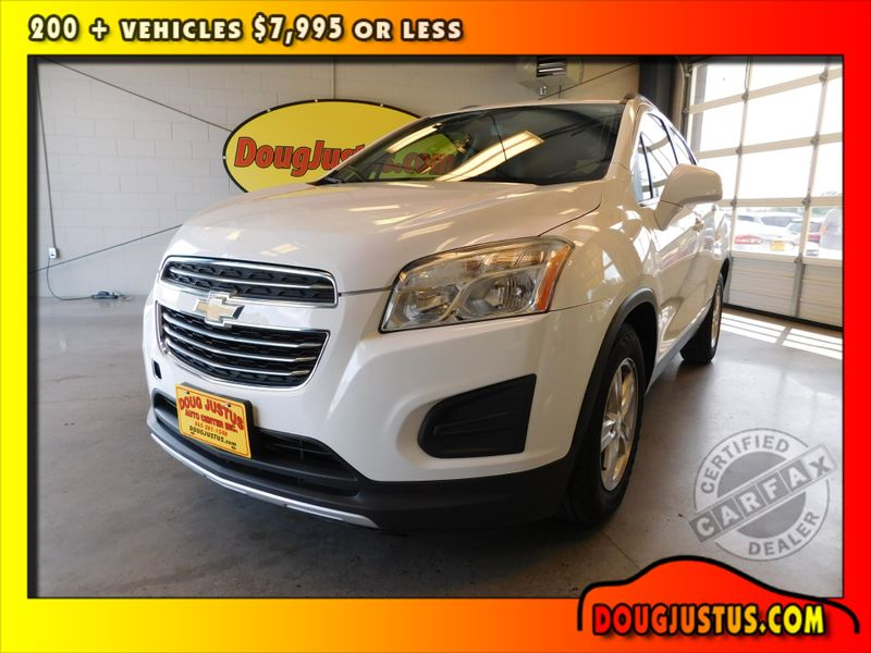 2015 Chevrolet Trax LT  city TN  Doug Justus Auto Center Inc  in Airport Motor Mile ( Metro Knoxville ), TN