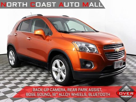 2015 Chevrolet Trax LTZ in Cleveland, Ohio