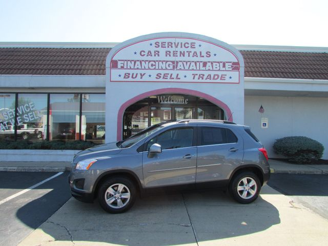2015 Chevrolet Trax LT AWD in Fremont OH, 43420