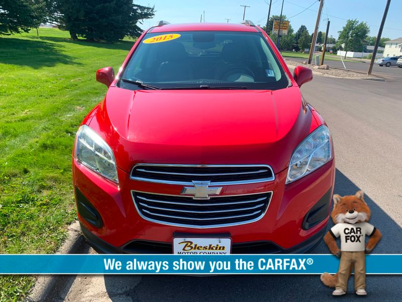 2015 Chevrolet Trax LT  city MT  Bleskin Motor Company   in Great Falls, MT