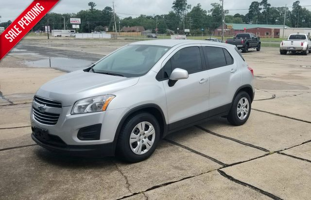 2015 Chevrolet Trax LS in Haughton, LA 71037
