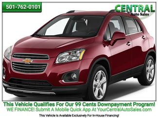 2015 Chevrolet Trax LS | Hot Springs, AR | Central Auto Sales in Hot Springs AR