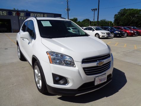 2015 Chevrolet Trax LTZ in Houston