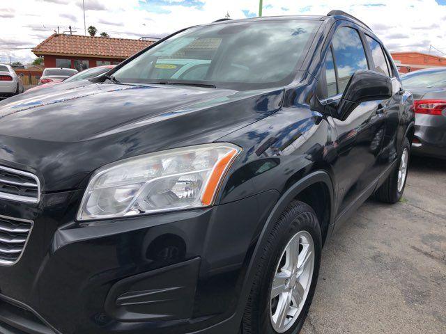 2015 Chevrolet Trax LT CAR PROS AUTO CENTER (702) 405-9905 Las Vegas, Nevada 1