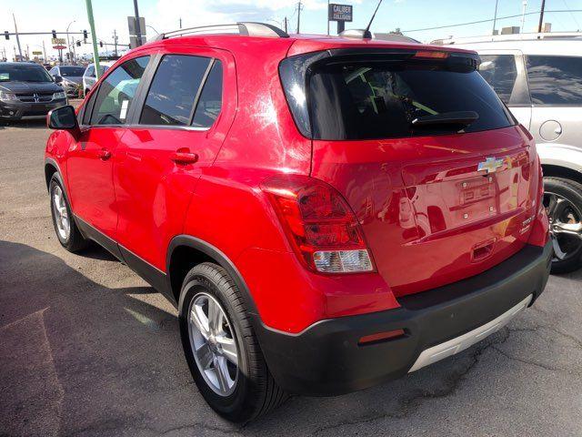 2015 Chevrolet Trax LT CAR PROS AUTO CENTER (702) 405-9905 Las Vegas, Nevada 3