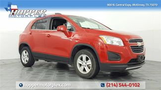 2015 Chevrolet Trax LT in McKinney, Texas 75070
