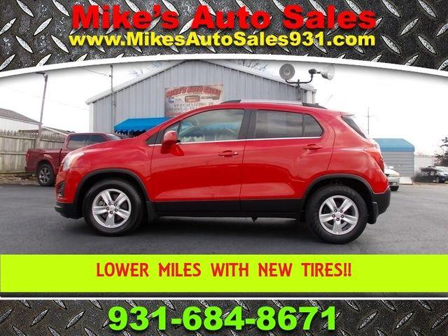 2015 Chevrolet Trax LT Shelbyville, TN 1