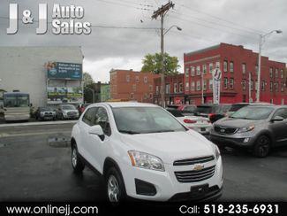 2015 Chevrolet Trax LS in Troy NY, 12182