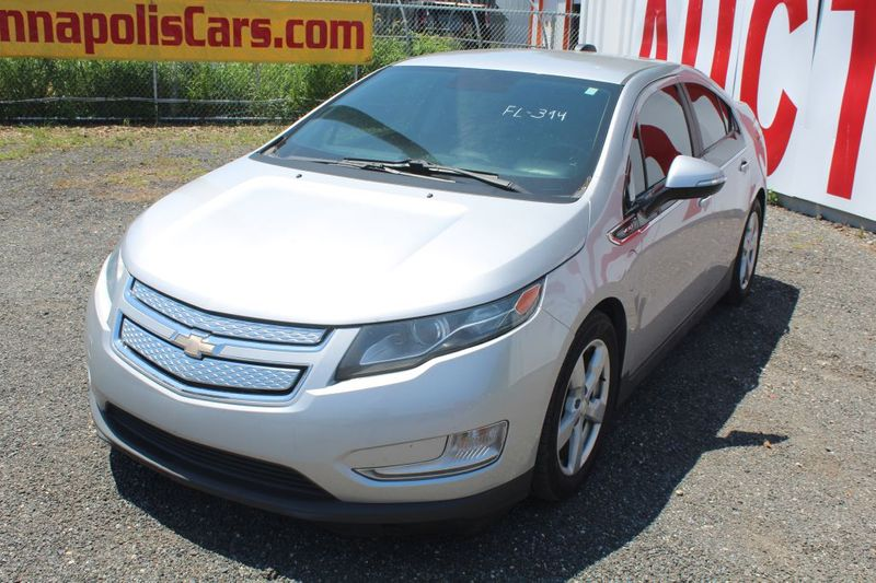 2015 Chevrolet Volt   city MD  South County Public Auto Auction  in Harwood, MD