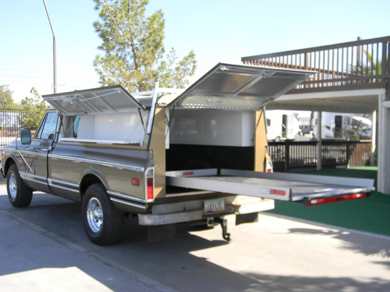 2019 Chevy Camper Shell   in Mesa, AZ