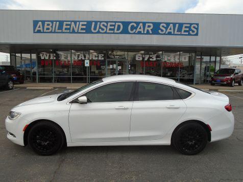 2015 Chrysler 200 Limited in Abilene, TX